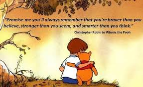 Winnie the Pooh quotes that will make you cherish life : The Happyologist