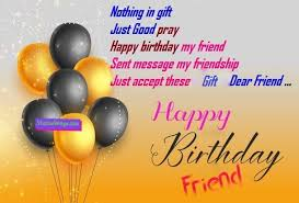 happy birthday wishes for best friend quotes shayari messages