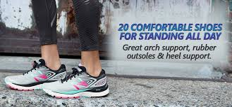 best 20 fortable shoes for standing