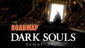 dark souls remastered game progress