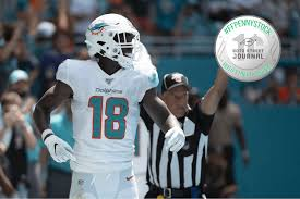 Preston Williams and DeVante Parker Racking Up Decent Fantasy Stats in  Constant Comeback Mode - Roto Street Journal