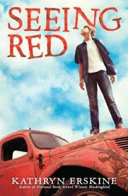 My Book The Movie Kathryn Erskine S Seeing Red