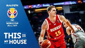 Timofey Mozgov | Top Plays Rd.1 | FIBA Basketball World Cup 2019 European  Qualifiers - YouTube