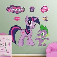 My Little Pony Wall Decal Cool Stuff To Buy And Collect