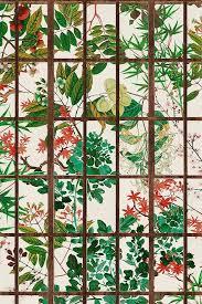 mind the gap japanese garden wallpaper