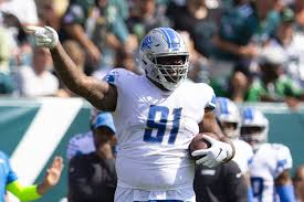 Detroit Lions injury report: A'Shawn Robinson, T.J. Hockenson among 6  questionable vs. Packers - Pride Of Detroit