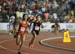 HS girls track & field does well at state meet - Four Points News