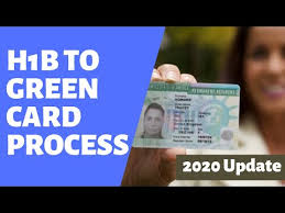 h1b to green card process