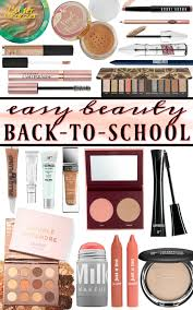 back to beauty faves makeup
