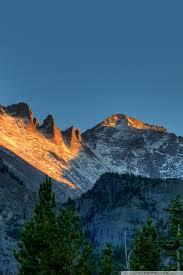 rocky mounn national park colorado
