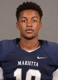 Lawrence Johnson - Football - Marietta College Athletics