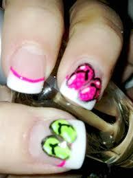 flip flop nails design amazing nails