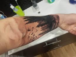 Tydzien Temu Zrobilem Tatuaz Na Przedramieniu Czy Tak Ma