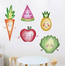 Excited To Share The Latest Addition To My Etsy Shop Kitchen Decor Kitchen Art Kitchen Wall Art Wall Decor Educational Decor Kids Wall Decals Pineapple Decor