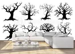 16 802 Tree Creepy Forest Wall Murals Canvas Prints Stickers Wallsheaven