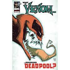 what if venom deadpool by rick remender