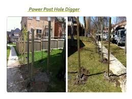 The Post Hole Digger