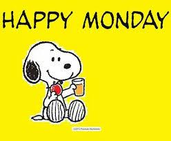 28+ Happy Monday Snoop... Happy Monday Clipart | ClipartLook