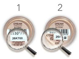 how to read makeup batch codes