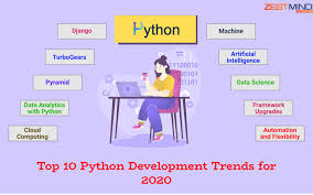 Top 10 Python Development Trends for 2020 | Zestminds