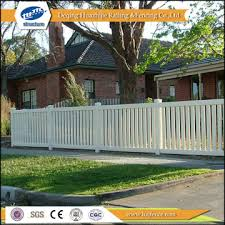 Fd1 China Pvc Plastic Carport Fence Designs Manufacturer Supplier Fob Price Is Usd 17 1 21 59 Meter