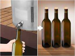 how to make wine out of g juice