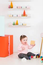Kids Advent Calendar Colorful Houses Diy Advent Calendar