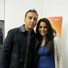 My interview with The Daily Show's Aasif Mandvi | Beauty and the Feast