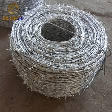 China Cheap Galvanized Barbed Wire Price Weight Per Meter China Barbed Wire Galvanized Barbed Wire