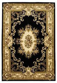 kas rugs corinthian 5310 black ivory