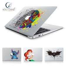 Hot Stitch Batman Snow White Brain Vinyl Decal Laptop Sticker For Apple Macbook Pro Air 13 11 15 Cartoon Skin Cover For Mac Book Sticker For Apple Macbook Laptop Stickerdecal Laptop Stickers Aliexpress