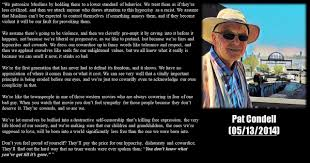 INFANTILIZING MUSLIMS - Pat Condell by Cambion-Hunter on DeviantArt