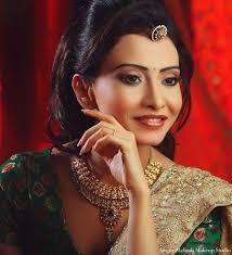 indian wedding bridal makeup hair ideas