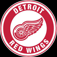 Detroit Red Wings Circle Logo Vinyl Decal Sticker 5 Sizes Sportz For Less