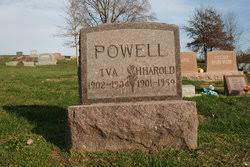 Photos of Iva Powell - Find A Grave Memorial