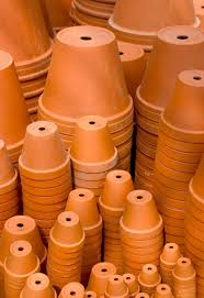 saving money on terra cotta pots