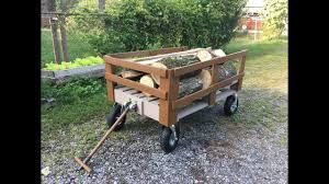 diy pallet wagon you