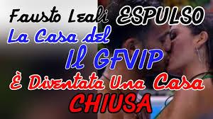 Fausto Leali Espulso dalla Casa del GfVip. È Diventata una Casa Chiusa. # GFVip #FaustoLeali #Tv - YouTube
