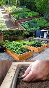 diy raised bed garden ideas designs