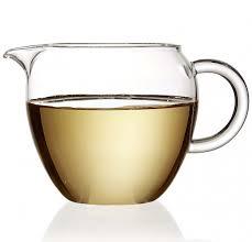 zenshi small glass tea pitcher 300ml