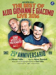 Aldo, Giovanni e Giacomo - Pala Alpitour