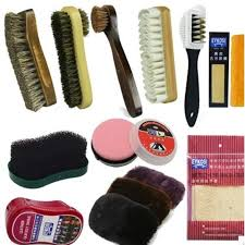 pure horsehair shoe brush bristle