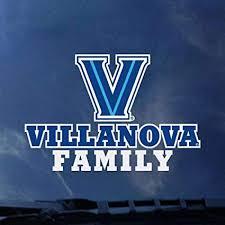 Amazon Com Cdi Villanova Wildcats Transfer Decal Family Sports Outdoors