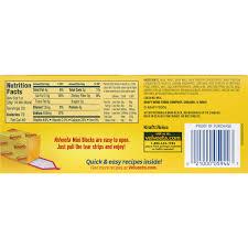 velveeta cheese ings label