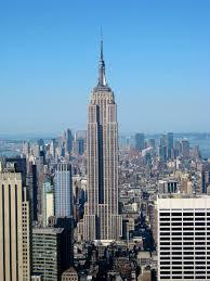 empire state building new york city usa
