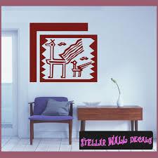 Indian Native Tribal Southwest Scenery Vinyl Wall Decal Wall Mural Car Sticker Southwestmc141 Swd