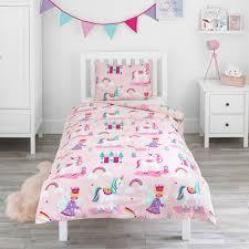 safari animals cot bed duvet set