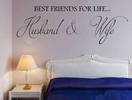 Best Friends For Life Bedroom Decal Quote Inspirational Wall Signs