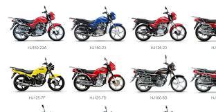haojue motorcycle list in nigeria