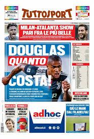 EDICOLA TS - Stasera Genoa-Inter: Suning vuole il 2° posto